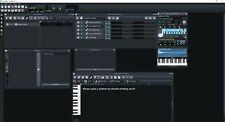 Multi-Track Musik Bearbeiten, Mischen, Aufnahme Virtual Studio Produktion Software