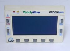 Welch Allyn Propaq Encore Front Panel Lcd Screen Assembly 204el Patient Monitor
