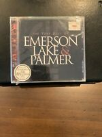 NEW SEALED Very Best of Emerson, Lake & Palmer CD ELP Remastered Rhino