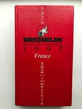 Guide Michelin France 1997