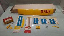 Vintage Cox Avion Shinn Flight Trainer Rtf Thimble Drome N.O.S Parts
