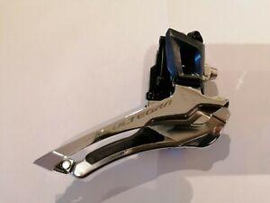Shimano Ultegra FD-R8000 Front Derailleur - Braze On Version (2x 11 Speed)