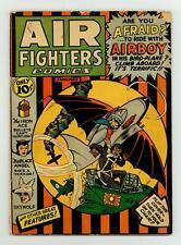 Air Fighters Comics Vol. 1 #4 GD 2.0 1943