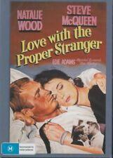 Love With The Proper Stranger DVD Steve McQueen Natalie Wood Plays Worldwide