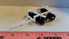 1/64 ertl farm toy standi toys white small frame offset disk disc tillage tool