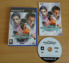Virtua Fighter 4 Evolution PS2 Playstation 2 Game Complete With Manual