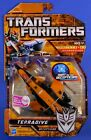 TRANSFORMERS HUNT FOR THE DECEPTICONS TERRADIVE FIGURE 2010 SEALED