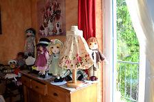 robe  burberry 12 mois boule doublee  jardin anglais roses superbe