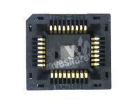 IC120-0444-306 Yamaichi Test&Burn-in Socket PLCC44 1.27Pitch Programmer Adapter