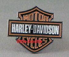 Pin Harley-Davidson Bar and Shield Logo B&S Pin, Anstecknadel NEU !!