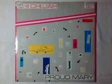 "CHI CHI LIAH Proud Mary 12"" ITALY CREEDENCE CLEARWATER REVIVAL"