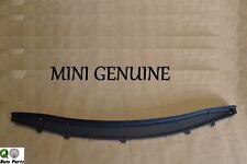 Mini R53 R52 Cooper S NEW GENUINE Front Center Bumper Cover Trim 51 11 1 504 252