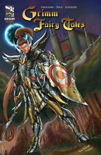 Grimm Fairy Tales #72 B Variant Zenescope Qualano (2012)