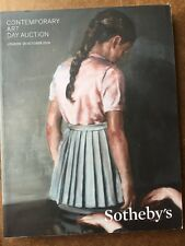 SOTHEBY'S LONDON Contemporary Art Day Auction,18 Oct 2014