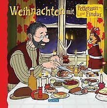 Weihnachten mit Pettersson und Findus von Nordqvist, Sve...   Buch   Zustand gut