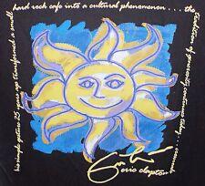 Hard Rock Cafe Men's T-Shirt Signature Series Eric Clapton Edition XX London