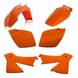 kit plastiche carene Acerbis Ktm Exc / Excf / SXF 2003 colore arancio 0007526