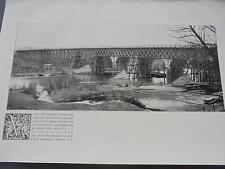 1909 ...Bauzeitung 74 / Angerapp Interburg Eisenbahn / Wannsee-bahn / Asolo