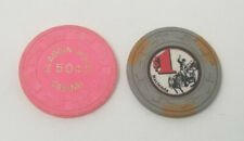 New listing Vintage Hacienda & Aladdin Hotel & Casino Las Vegas Chips (Lot Of 2)