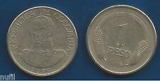 Colombia 1 Peso 1979 KM# 258.2  Ø 25.3 mm.