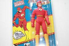 SUPER POWERS Series 3; FLASH 8 INCH FIGURE POLYBAG MEGO FIST FIGHTER