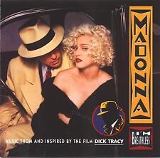 Madonna - I'm Breathless - UK CD album 1990