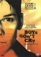 Boys Don't Cry 5039036008426 With Peter Sarsgaard DVD / Widescreen Region 2