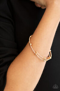 Paparazzi ~ Standout Shine Gold Coiled Bracelet ~ 🔥NEW RELEASE 2021🔥 ~ *WOW*