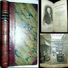 1834 CHEMICAL CATECHISM SAMUEL PARKES CHEMISTRY SCIENCE GOLD SILVER PHYSICS LTHR