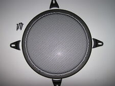 Single 10 inch Speaker Grill. small round holes.