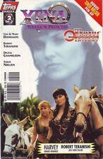 Xena : Warrior Princess : The Orpheus Trilogy #2 ( photo cover) ~ bad girl comic