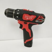 (1528-2) Milwaukee Cordless Drill/ Driver