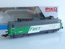 PIKO LOCOMOTIVE ELECTRIQUE FRET BB 25581 DEPOT D'ACHERES DE LA SNCF REF 96522