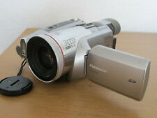 Panasonic NV-GS500 Mini DV Camcorder - Good Condition - Fully Working + Case