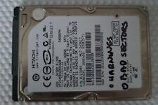 "HITACHI 320GB 2.5"" SATA HTS545032B9SA00 0J13303 LAPTOP HARD DISC DRIVE HDD"