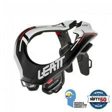 Leatt Collar Motocross Neck Brace GPX 3.5 Black White Rojo S/m