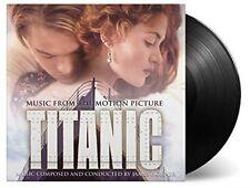 Titanic Original Soundtrack by James Horner 2 X Vinyl LP Unopened 2017