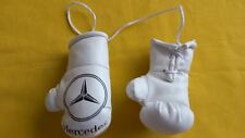 MERCEDES Mini Boxing Gloves for Car Trucks Bus Jeeps SUV RV Rear-View Mirror