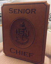 US Navy Chief, Senior Chief, Master Chief, military, custom wood carved plaque
