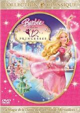 Barbie au bal des 12 princesses DVD NEUF SOUS BLISTER