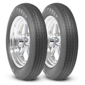 2 - MICKEY THOMPSON ET FRONT RUNNER DRAG RACING TIRES 26X4-15 90000026533 - PAIR