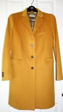 ALBERTO BIANI COUTURE 100% Wool WOMEN'S COAT  SZ. US 8  IT 44 MADE IN ITALY