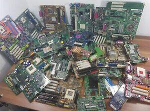 25 Stück Mainboard Schrott Platinen Gold Recycling Computer Platinen mit MwSt