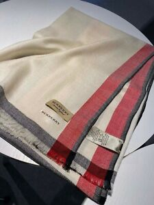 Burberry Classic Cotton Ladies High Quality Women Cashmere Scarf