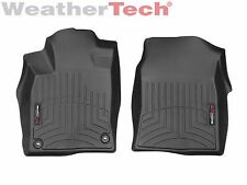 WeatherTech FloorLiner for Honda Civic Sedan/Hatch - 2016-2017 - 1st Row - Black