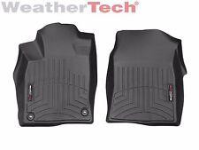 WeatherTech FloorLiner for Honda Civic Sedan/Hatch - 2016-2017 - 1st Row - Black