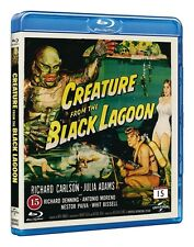 Creature from the Black Lagoon Region Free Blu Ray