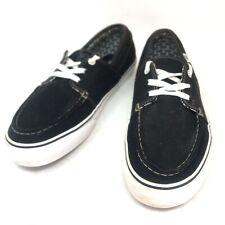 VANS Authentic Lo Pro Canvas Sneakers Skate Shoes Blue Mens Sz 11 M - Near Mint