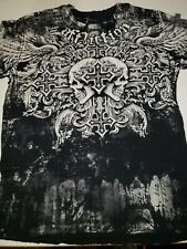 Affliction t-shirt Fedor vs Barnett trilogy , X-Large.