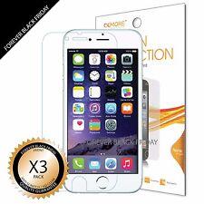 """iPhone 6 4.7"""" Screen Protector 3x Anti-Scratch HD Clear"""